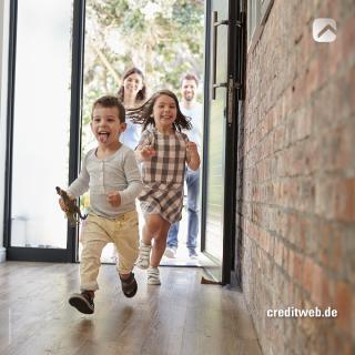 Baukindergeld – creditweb unterstützt bei der Antragstellung