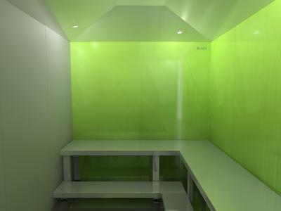 konsequent minimalistisch im design und dennoch. Black Bedroom Furniture Sets. Home Design Ideas