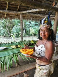 Reise an den Amazonas für Singles