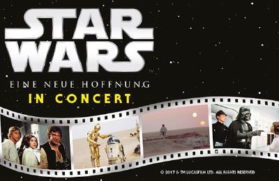 STAR WARS in Concert: Eine neue Hoffnung (c) 2017 & TM LUCASFILM LTD. All RIGHTS RESERVED