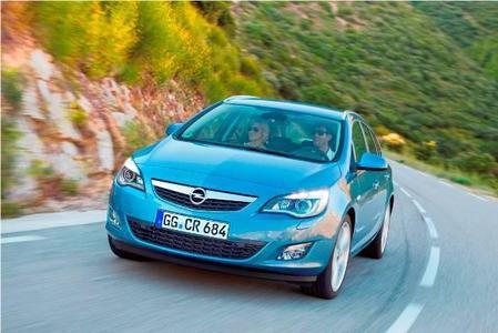 Opel konnte im Mai in Europa zum siebten Mal in Folge monatliche Marktanteilszuwächse gegenüber dem entsprechenden Vorjahresmonat erzielen / Besonders erfolgreich ist der Astra Sports Tourer, der die Nummer eins in seinem Fahrzeugsegment ist
