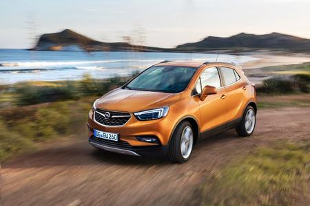 Compact SUV star: The new Opel Mokka X is set to continue to drive the business when it hits the dealerships later this year