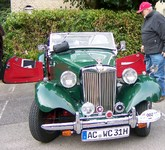 OLDTIMER - OPEN-AIR-FESTIVAL am Rursee