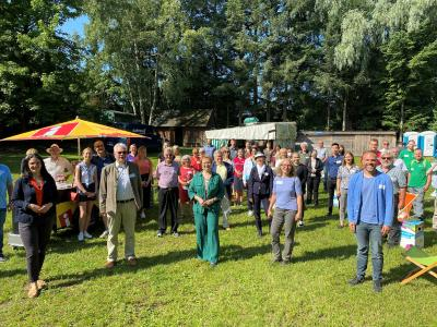 """Grundstein für erfolgreiche Kooperation gelegt: 26. Round-Table Tourismus """"Karlsruhe trifft Naturpark Schwarzwald Mitte/Nord"""""""
