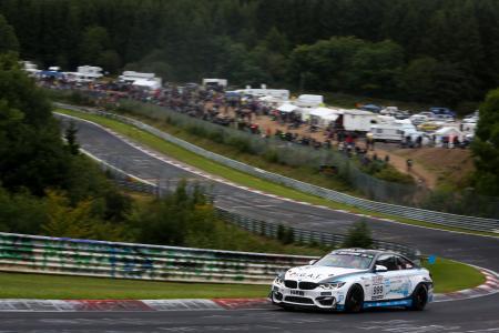 BMW M4 GT4, VLN, Nürburgring