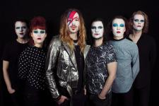 The Young Dudes - David Bowie Tribute Show am 12.01.19 live im Roxy Flensburg