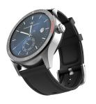 St. Leonhard Smartwatch SW-430.hr mit Always-On-Display, Bluetooth, App, Herzfrequenz, IP68