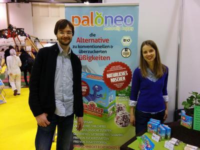 Paloneo - Yvonne Reichelt und Robert Schillack gründeten auch das WildFit Deutschland Team