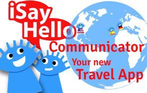 iSayHello Communicator - Übersetzer App