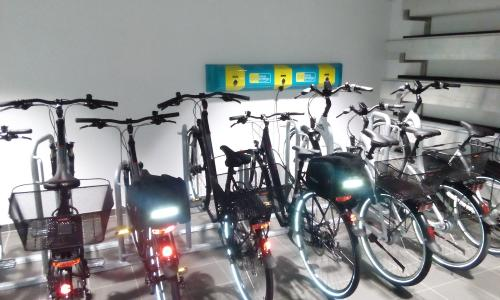 bike-energy Ladestation (Berger Logistik)