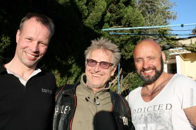 Olaf Schwennesen, Martin Semmelrogge, Dirk Moor