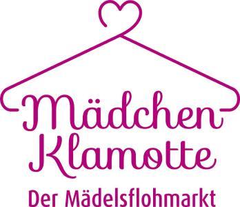 Mädchen Klamotte - Der Mädelsflohmarkt in der Messe Kalkar (Logo)