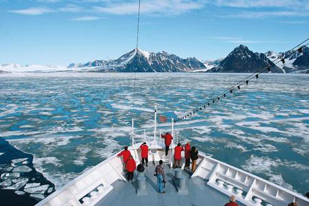 Antarktis Kreuzfahrt mit MS Bremen
