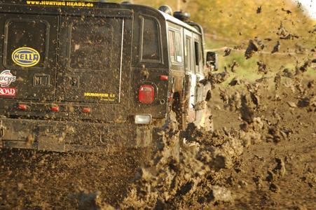 Schnellste Runde für das Hummer Racingteam beim Rallye Raid in Perleberg