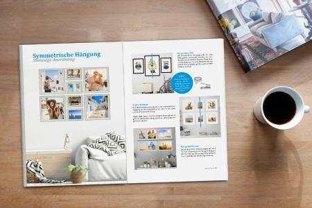 Kostenloser E-Paper mit über 50 Tipps und Ideen zur Wandgestaltung