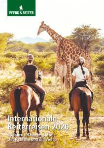 PFERD & REITER Internationale Reiterreisen 2020