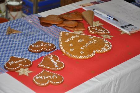 Lebkuchen individuell Weihnachtmarkt CB