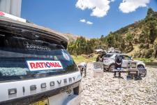 Off-road mit Rational