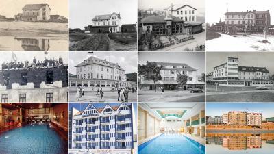 Die Entwicklung des Strandhotels Duhnen von 1896 – 2021