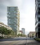 Implenia builds Switzerland's tallest wooden building