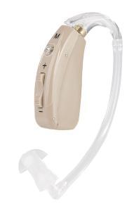 NX 8762 4 newgen medicals Akku HdO Hörverstärker HV 633 mit zwei Klangkulissen Modi 33 dB