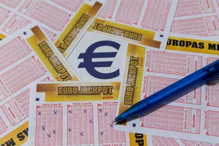 Spielscheine Eurojackpot