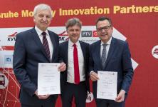 Partnership with the International Association of Public Transport (UITP) confirms the Karlsruhe TechnologyRegion as a highly innovative mobility region