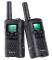 PX 2319 10 simvalley communications 2 er Set Walkie Talkies VOX.