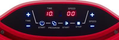 newgen medicals Vibrationsplatte WBV-200 mit Oszillation und 2 Expandern, 200 Watt, bis 100 kg