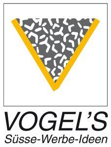 Logo Company Vogel's Süsse - Werbe- Ideen