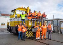 Big Jubilee on Rails: The Opel Works Railway is 100