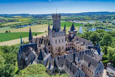 Schloss Marienburg c Stefan Knaak