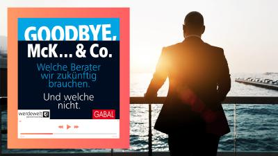 Hörbuch 'Goodbye McK… & Co.'