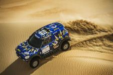 Abu Dhabi Desert Challenge 2017 - Runde 3, FIA Cross Country Rally World Cup