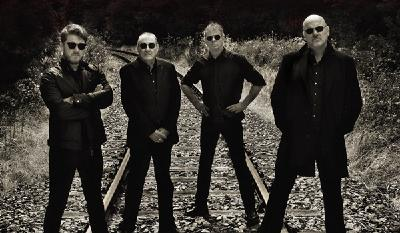"THE STRANGLERS sind 2019 ""Back on the Tracks"""