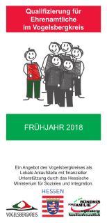 Von Vereinsrecht bis Konfliktbewältigung: Das Fortbildungsprogramm für Ehrenamtliche für das Frühjahr ist da!