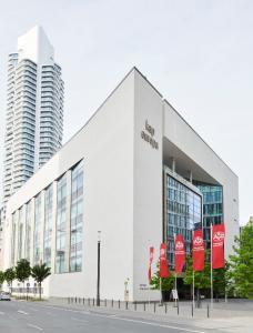 Außenansicht der Tagungslocation KAP Frankfurt