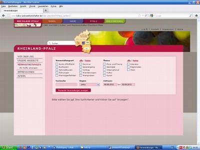 Neue Homepage der Kultur- und Weinbotschafter
