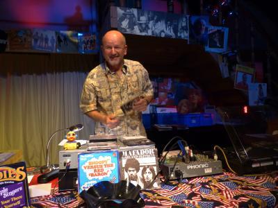 DJ PeewWeee in Birkeried