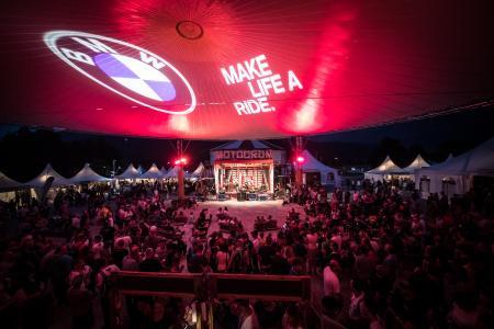 Die 17. BMW Motorrad Days in Garmisch-Partenkirchen vom 7. - 9. Juli 2017