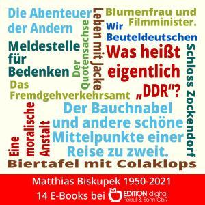 Matthias Biskupek - 14 E-Books