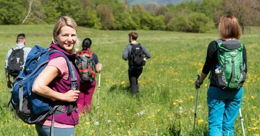 Der Wikinger-Wandermarathon 2020 startet am 9. Mai in Hagen. Mitmachen kann jeder, es gibt drei verschiedene Strecken: 14, 22 und 42 Kilometer. Startgelder und Einnahmen fließen in ein Klimaprojekt der Georg Kraus Stiftung (GKS).
