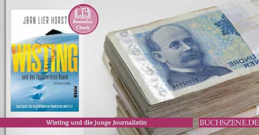 """Jørn Lier Horsts """"Wisting und der fensterlose Raum"""" im buchszene.de Bestseller-Check. ©MMXeon shutterstock-ID 1183909684"""