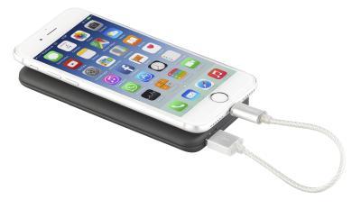 ZX-1778 06 revolt Qi-kompatible Slim-USB-Powerbank PB-500.qi 10.5 Watt