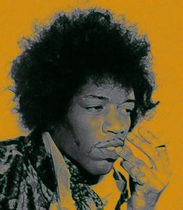 Hendrix gelb