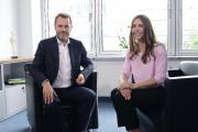 Ex-Gesundheitsminister Daniel Bahr im Interview bei health tv