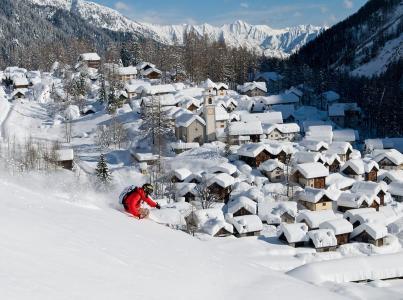 Wintervergnügen im höchst gelegenen Dorf des Tessins