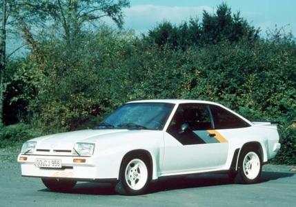 Limitierte Auflage: Der 1981 vorgestellte Manta 400 war als Straßen- und als Wettbewerbsversion erhältlich. Vom stärksten Vertreter der von 1975 bis 1988 produzierten Manta B-Baureihe wurden 245  Exemplare gefertigt.