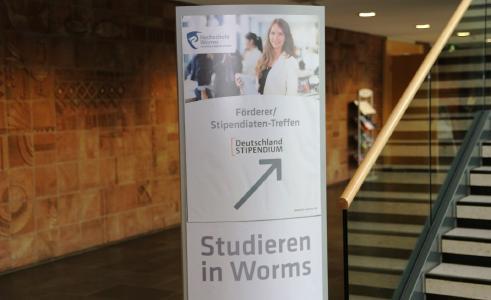 Das Förderer-Stipendiaten-Treffen machte deutlich, wieviel Potenzial im Deutschlandstipendium steckt / Foto: Dorothea Hoppe-Dörwald