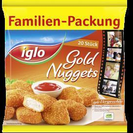 iglo 20 Gold Nuggets